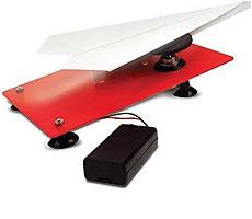 Paper-plane-launcher